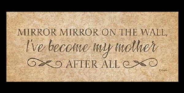 Mirror Mirror - 20408