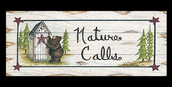 Nature Calls - 20453