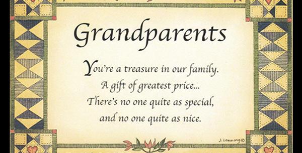 Grandparents - A-20