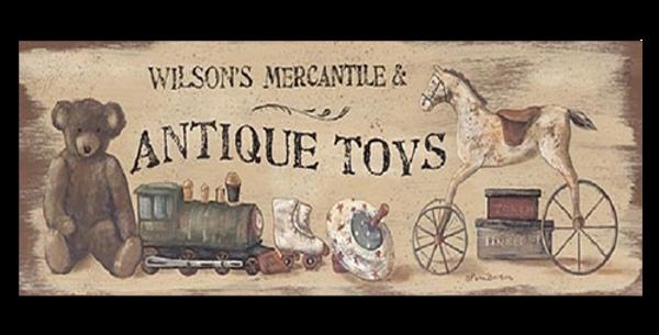 Antique Toys - 20414