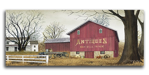 Antique Barn - 20437