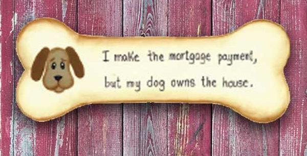 Mortgage Dog - WD1385