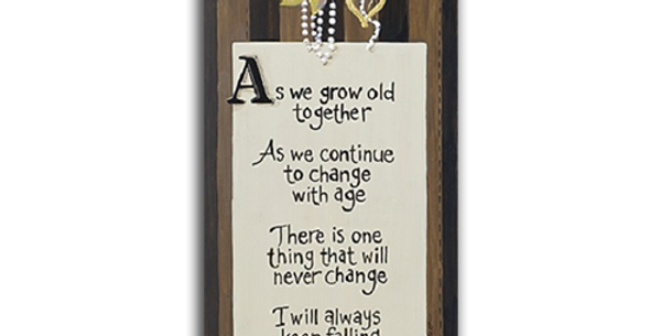 As We Grow Old - 20520