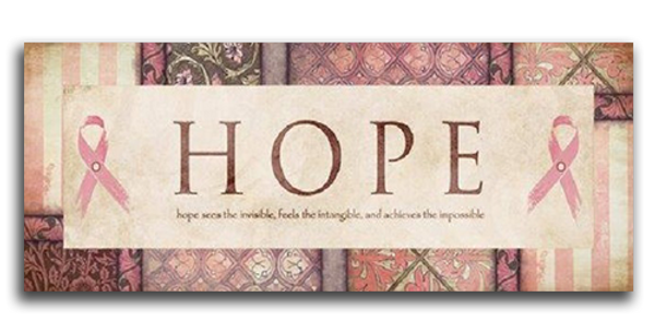Hope for a Cure - 20423