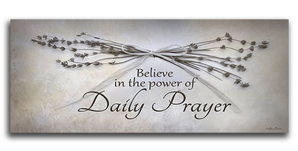 Daily Prayer - 20541