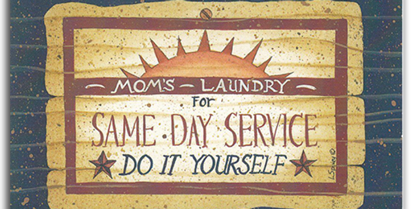 Same Day Service Laundry - A-19