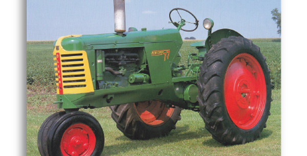 Oliver Tractor - C-70M