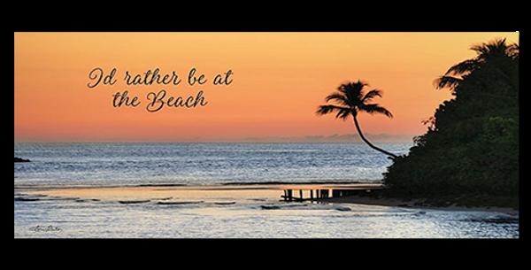 At the Beach - 20538