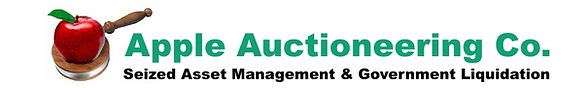 Apple Auctioneering Co Banner