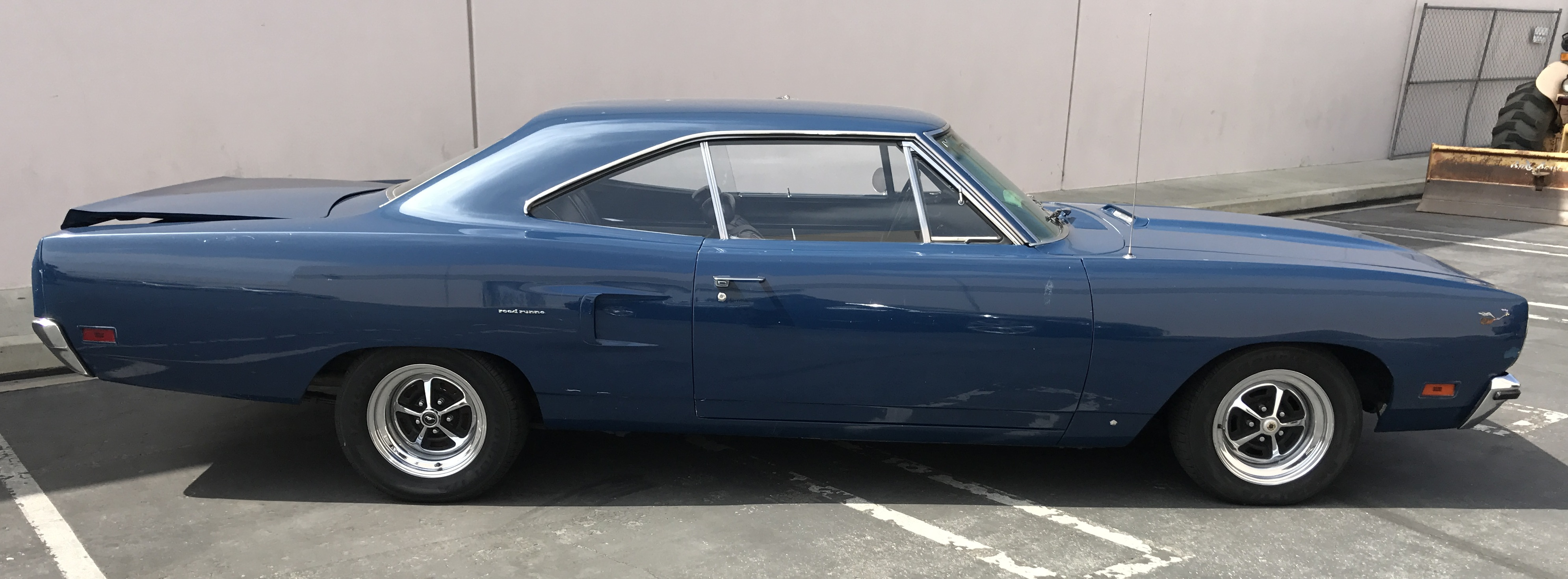 1970 Plymouth Roadrunner Coupe
