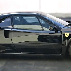 Richard Scott's infamous 1991 Ferrari F40 built by Gas Monkey Garage.
