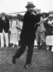 GREATEST GOLFERS - TED RAY - BIRTHDAY : 28 MARCH - TAGG 200
