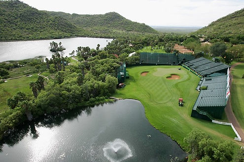 EURO TOUR - TAGG 200 - Greatest Golfers & Courses - Gary Player CC Sun City - 2016 - NEDBANK GOLF CHALLENGE