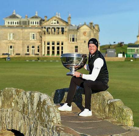 TAGG 200 GREATEST GOLFERS - DANNY WILLETT - Wins 2021 Alfred Dunhill Links Championship