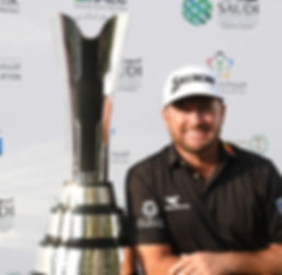 TAGG 200 GREATEST GOLFERS - GRAEME McDOWELL - Winner: 2020 SAUDI INTERNATIONAL