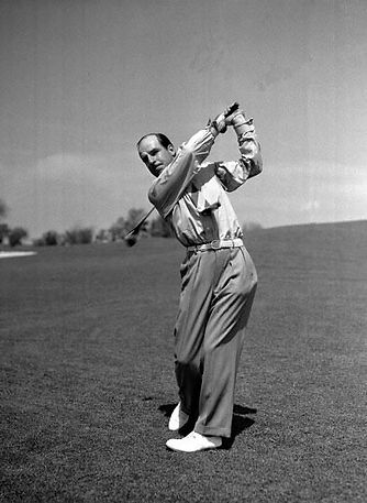 GREATEST GOLFERS - HARRY COOPER - BIRTHDAY : 4 AUGUST - TAGG 200
