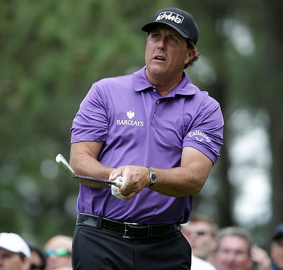 GREATEST GOLFERS - PHIL MICKELSON - BIRTHDAY : 16 JUNE - TAGG 200