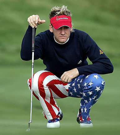 GREATEST GOLFERS - IAN POULTER - BIRTHDAY : 10 JANUARY - TAGG 200