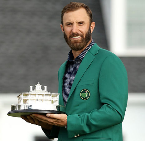 US Tour - GREATEST GOLFERS - TAGG 200 - DUSTIN JOHNSON - WINNER - 2020 MASTERS TOURNAMENT
