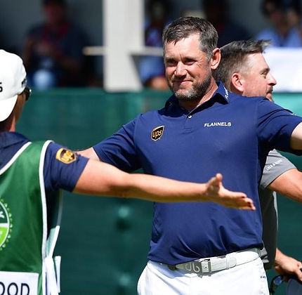 TAGG 200 GREATEST GOLFERS - LEE WESTWOOD - 2018 NEDBANK GOLF CHALLENGE - WINNER