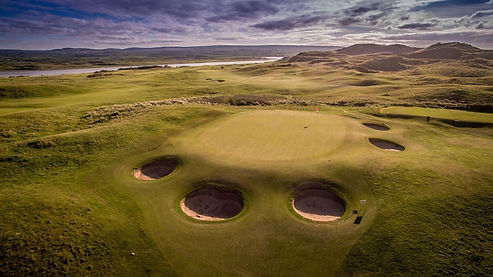 EURO TOUR - TAGG 200 Greatest Golfers - Port Stewart GC - DDF Irish Open