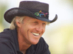 GREATEST GOLFERS - GREG NORMAN - BIRTHDAY : 10 FEBRUARY - TAGG 200
