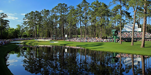 US TOUR - AUGUSTA, THE MASTERS - TAGG 200 Greatest Golfers