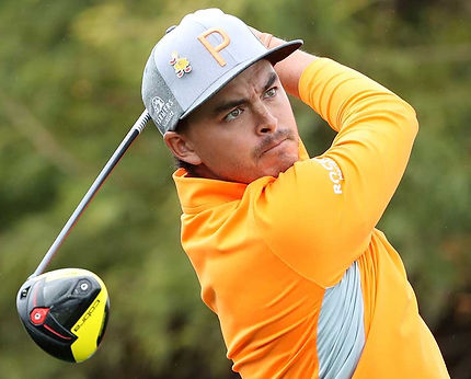 TAGG 200 GREATEST GOLFERS - RICKIE FOWLER  - 2019 WASTE MANAGEMENT PHOENIX OPEN - WINNER