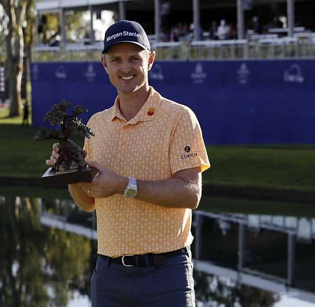 TAGG 200 GREATEST GOLFERS - JUSTIN ROSE - Wins 2019 FARMERS INSURANCE OPEN