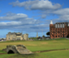 EUROPEAN TOUR - TAGG 200 Greatest Golfers & Courses - DUNHILL LINKS - ST. ANDREWS GC