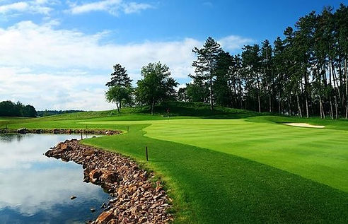 EURO TOUR - TAGG 200 - Greatest Golfers & Courses - ALBATROSS GOLF RESORT - 2016 CZECH MASTERS