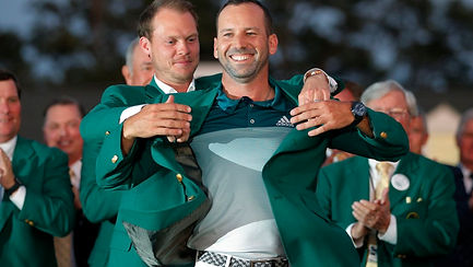 TAGG 200 GREATEST GOLFERS - SERGIO GARCIA - 2018 SMBC SINGAPORE OPEN - WINNER