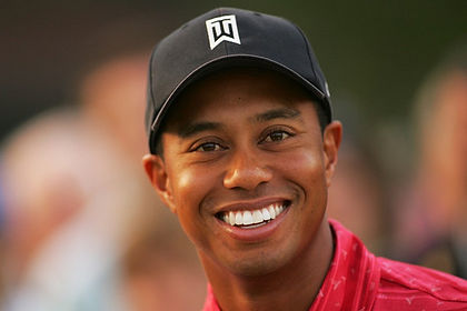 GREATEST GOLFERS - TIGER WOODS - BIRTHDAY : 30 DECEMBER - TAGG 200