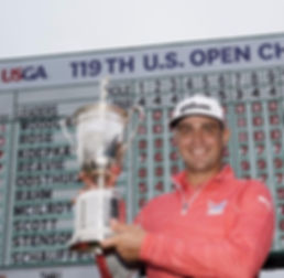 TAGG 200 GREATEST GOLFERS - GARY WOODLAND - 2019 - US OPEN CHAMPION