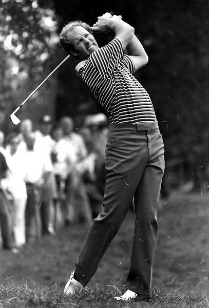 GREATEST GOLFERS - TOM WEISKOPF - BIRTHDAY : 9 NOVEMBER - TAGG 200