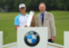 EURO Tour - GREATEST GOLFERS - TAGG 200 - 14.0pts - ALEX NOREN - 2017 BMW PGA CHAMPIONSHIP - WINNER