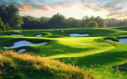 US TOUR - TAGG 200 Greatest Golfers & Courses - TPC POTOMAC - 2017 - QL NATIONAL