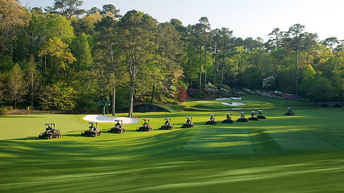 US/EURO TOUR - AUGUSTA, THE MASTERS - TAGG 200 Greatest Golfers