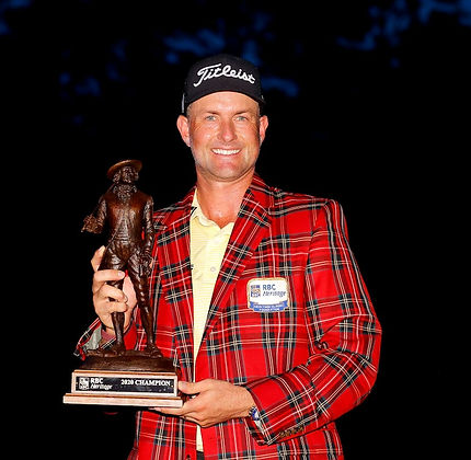 TAGG 200 GREATEST GOLFERS - WEBB SIMPSON - 2020 RBC Heritage - WINNER