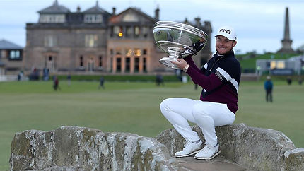 TAGG 200 - GREATEST GOLFERS - TYRRELL HATTON - 2017 ALFRED DUNHILL LINKS - CHAMPION