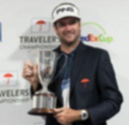 TAGG 200 GREATEST GOLFERS - BUBBA WATSON - 2018 TRAVELERS CHAMPIONSHIP - WINNER