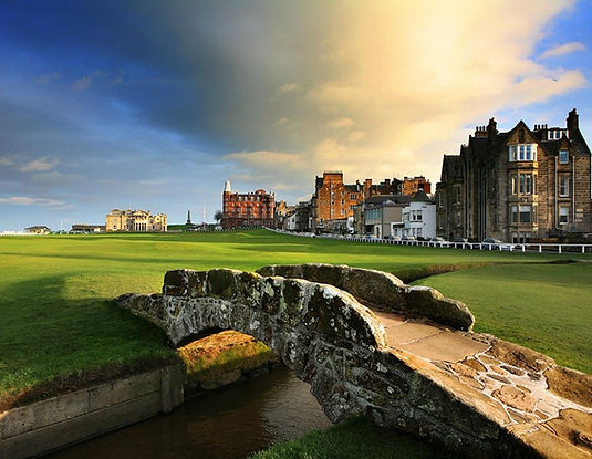 EUROPEAN TOUR - TAGG 200 Greatest Golf Courses - OLD COURSE, St. ANDREWS
