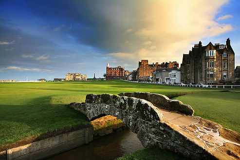 EURO TOUR - TAGG 200 - Greatest Golfers & Courses - St. Andrews, Old Course - 2017 - Alfred Dunhill Champ.