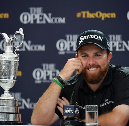 TAGG 200 GREATEST GOLFERS - SHANE LOWRY - 2019 THE OPEN CHAMPION