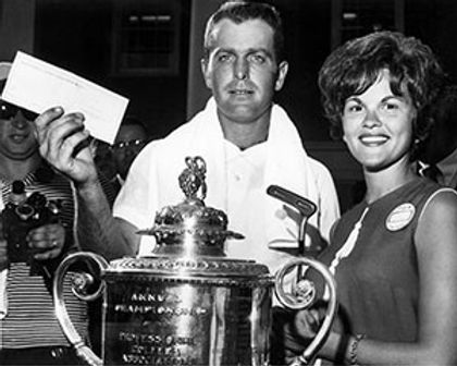 GREATEST GOLFERS - BOBBY NICHOLS - BIRTHDAY : 14 APRIL - TAGG 200