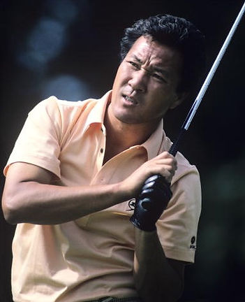 GREATEST GOLFERS - ISAO AOKI - BIRTHDAY : 31 AUGUST - TAGG 200 - GREATEST GOLFERS