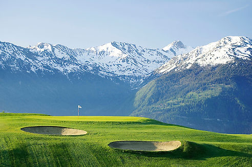 EURO TOUR - TAGG 200 - Greatest Golfers & Courses - Crans-sur-Sierre GC - 2016 - Omega European Masters