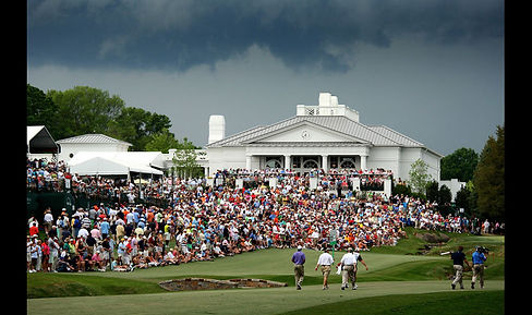 US TOUR - QUAIL HOLLOW, Wells Fargo Champs. - TAGG 200 Greatest Golfers