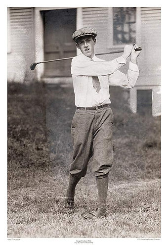 GREATEST GOLFERS - FRANCIS OUIMET - BIRTHDAY : 8 MAY - TAGG 200
