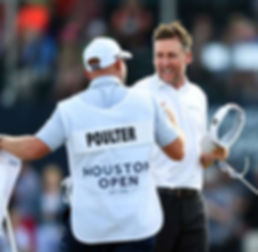 TAGG 200 GREATEST GOLFERS - IAN POULTER - 2018 HOUSTON OPEN - WINNER